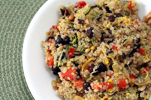 Fresh Quinoa Salad Recipe