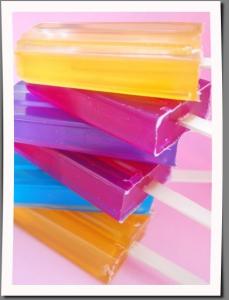 summer soap pops