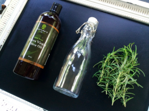 Recipe: Herb Infused Olive Oil 2