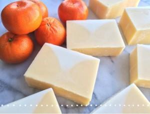 Bergamot Vanilla Soap 8