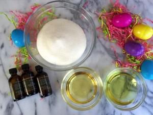 Jelly Bean Scrub Recipe 2