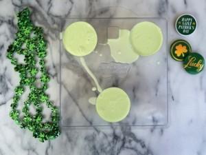 St. Patrick's Day Soap 5