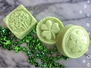 St. Patrick's Day Soap 6