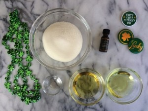 St. Patty Scrub Recipe 2