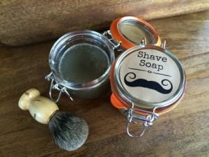 Shave Soap Recipe 8
