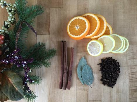 Fragrance Simmer Recipe 2