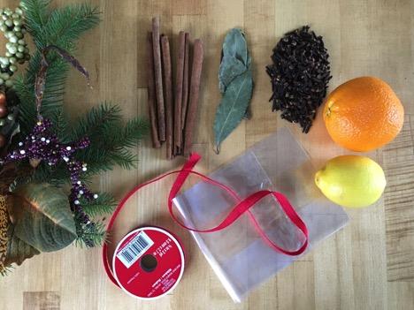 Fragrance Simmer Recipe 5