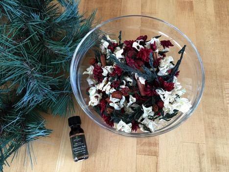 Holiday Potpourri Recipe 2