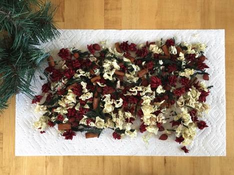 Holiday Potpourri Recipe 3