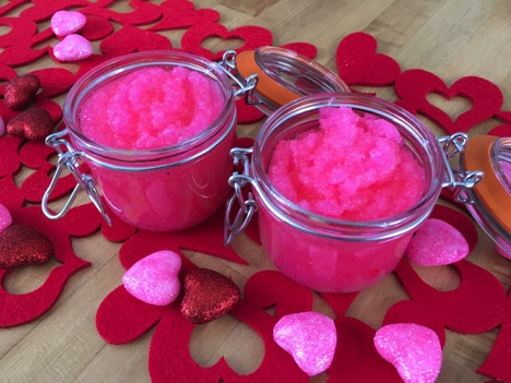 Shirley Temple Sugar Scrub Recipe 9