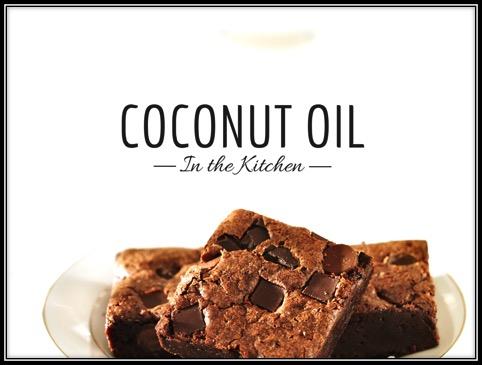 Coconut Oil In The Kitchen 1