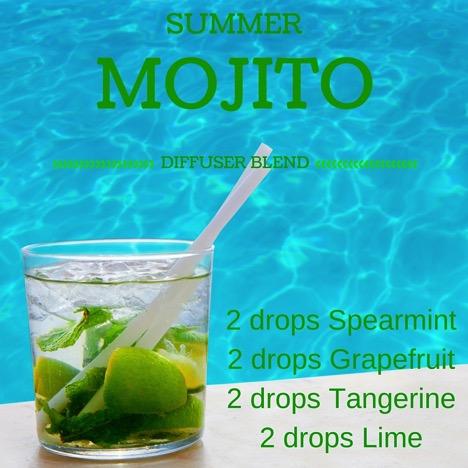 Mojito Diffuser Blend Recipe 1