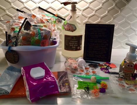 Scary Soap Halloween Craft Recipe 2