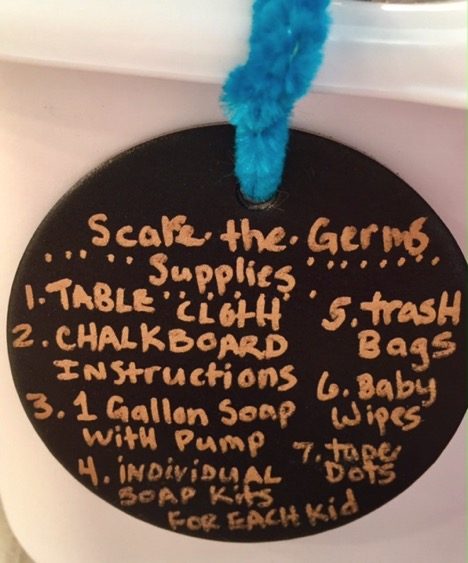 Scary Soap Halloween Craft Recipe 3