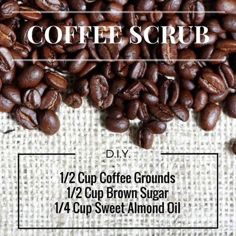 Coffee Scrub Recipe