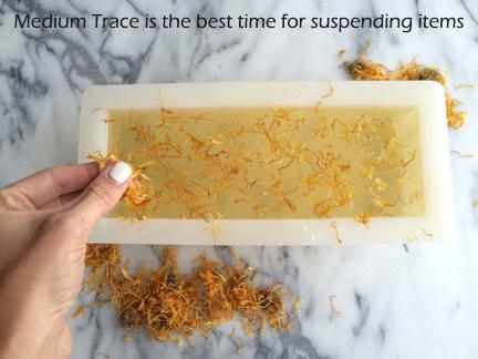 suspending soap - blog