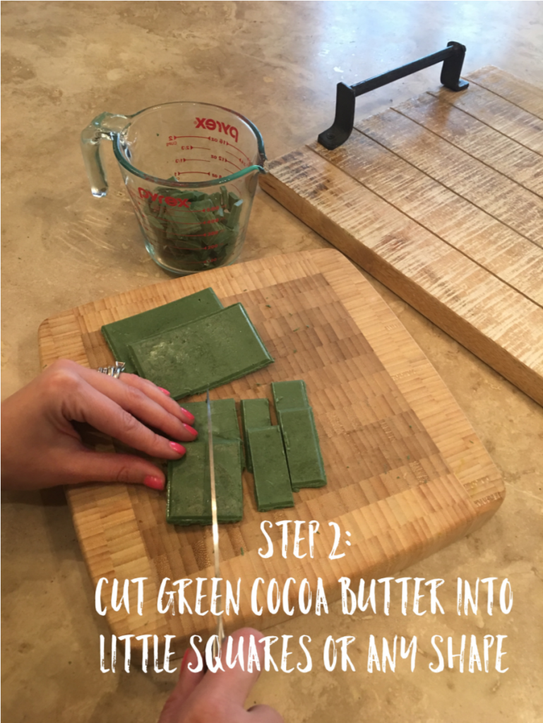 Shamrock Soap Recipe 4
