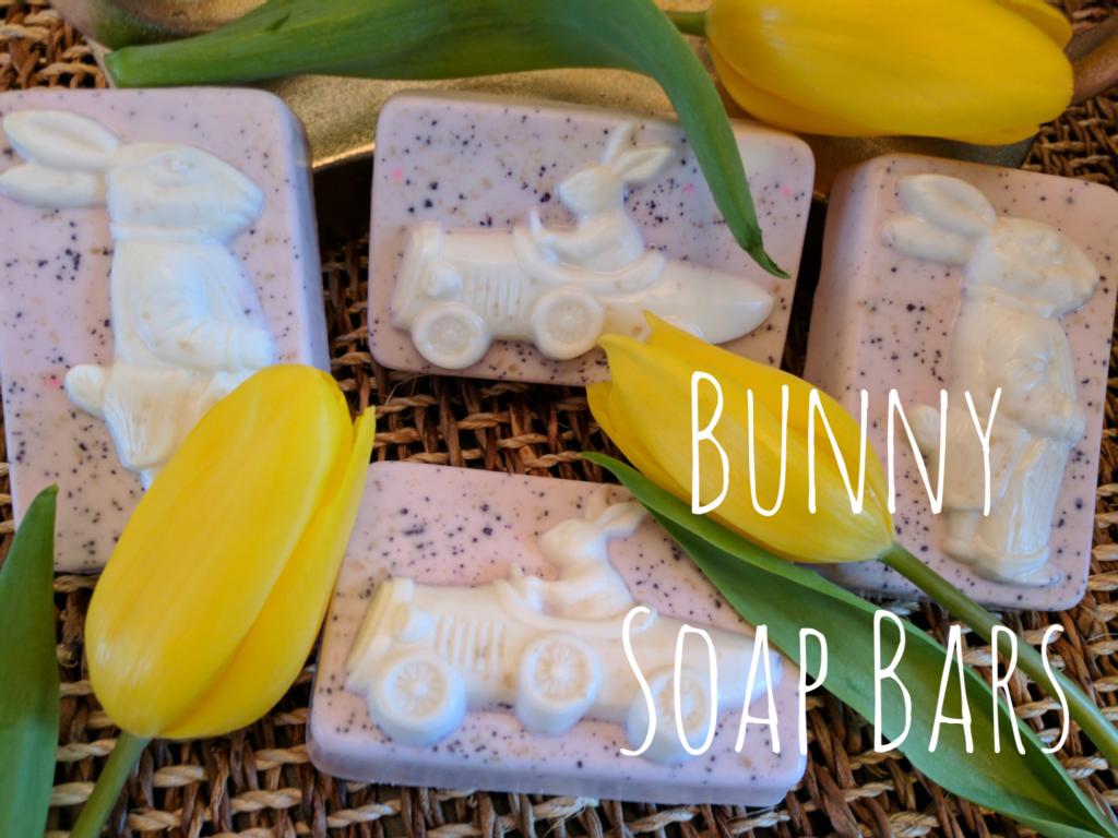 Bunny Soap Bars Recipe 1