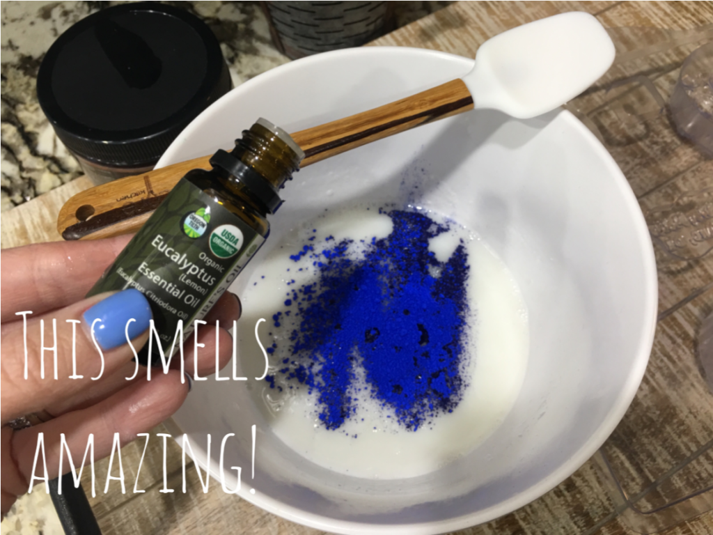 Raindrop Massaging Soap Bar Recipe Img 3