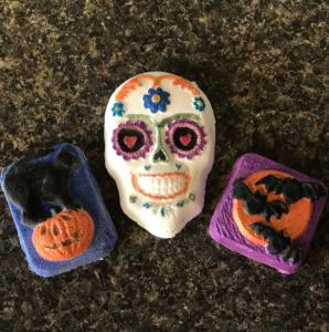 Halloween Bath Bombs Recipe 5