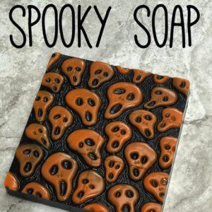 Spooky Halloween Soap Recipe 1