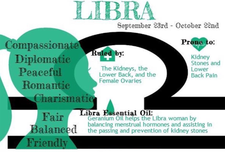 Libra The Zodiac Guide To Essential Oils Bulk Apothecary Blog